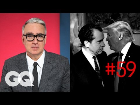 Is There an Actual Tape of Trump's Russia Collusion? | The Resistance with Keith Olbermann | GQ