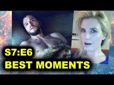Game of Thrones Season 7 Episode 6 REVIEW (видео)