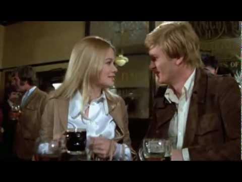 Pub scene from Goodbye Gemini (1970)