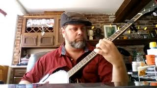 Beautiful new banjo song by Paul Lingerman!!