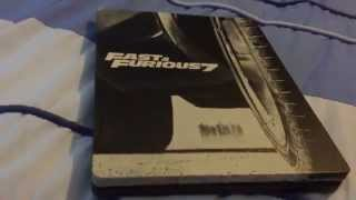 Nonton Fast & Furious 7 Blu Ray Steelbook Unboxing With UV Code Giveaway Film Subtitle Indonesia Streaming Movie Download