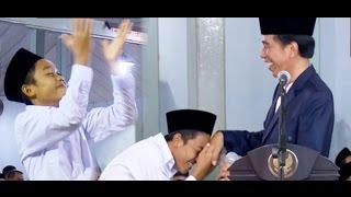 Video Santri Kocak, Bikin Presiden Jokowi Ngakak MP3, 3GP, MP4, WEBM, AVI, FLV September 2017