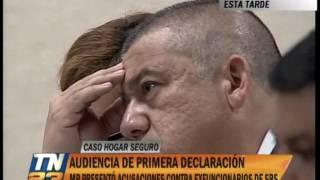 Caso Hogar Seguro: MP presentó acusaciones contra exfuncionar...