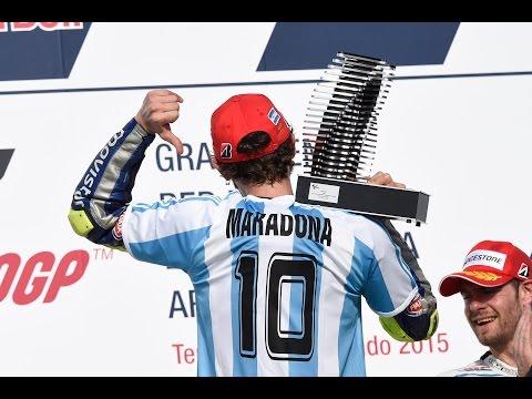 rossi vince il gp d'argentina! podio tutto italiano!