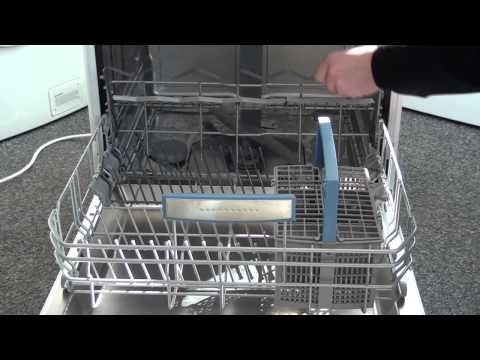 bosch 60cm wide dishwasher product video