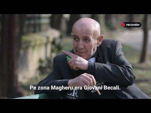 Caraiani, ultimul vânzător de loz în plic din București (video)