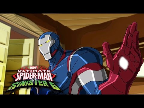 Ultimate Spider-Man 4.04 (Clip)