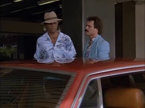 Miami Vice - Airport swap