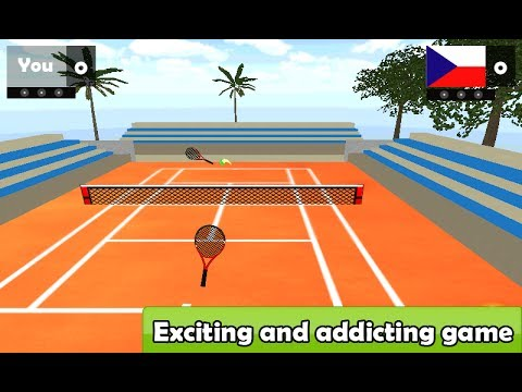 Video of Tennis 3D