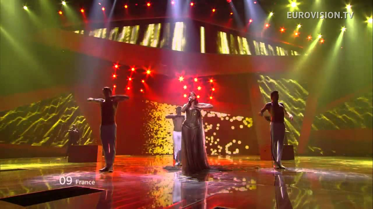 Anggun 	Echo (You and I) (France 2012)