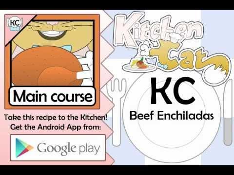 Video of KC Beef Enchiladas
