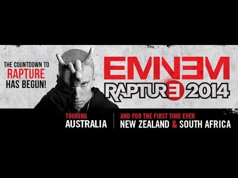 WATCH: Highlights from Em's Rapture tour in South Africa!