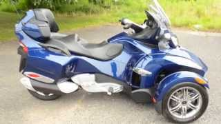 5. For Sale 2010 Can-Am Spyder RT-S only 400 miles at East 11 Motorcycle Exchange LLC