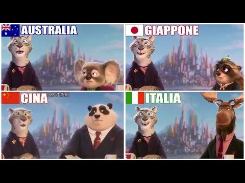 come cambiano i cartoni animati nelle altre nazioni