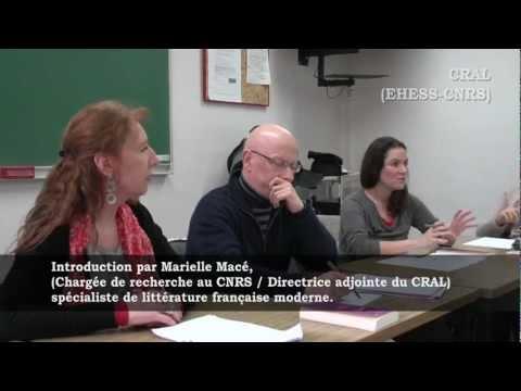Vidéo de Frédéric Worms