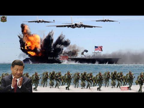 War Ready Begins (nov 29 2020) : China attacks US military to enforce claim of South China Sea