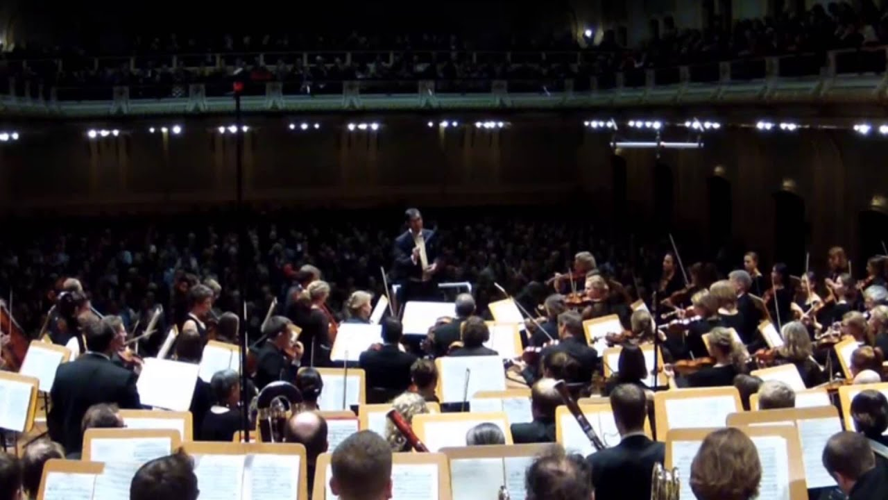 Mahler Symphony No.2 with Harvestehuder Sinfonieorchester