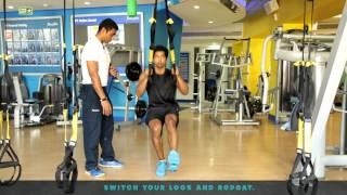 TAMIL: Best TRX Training Routine & TRX Exercises List
