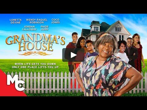 Grandma's House | Full Free Drama Movie