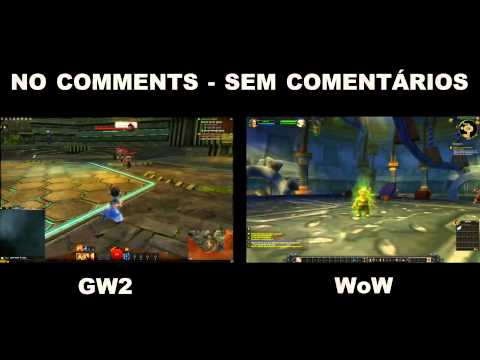Guild Wars 2 vs wow - Guild Wars 2 vs World of Warcraft Just for fun.
