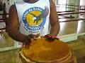 Atabaque na Capoeira
