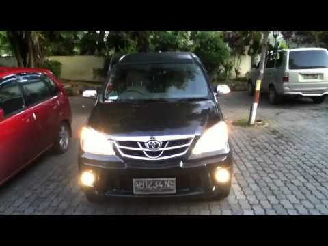 2011 Toyota Avanza 1.3 G. Start Up & In Depth Review