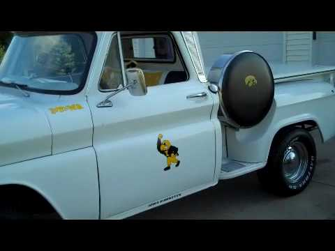1965 Chevy C-10 Shortbox Stepside Pickup Truck – For Sale