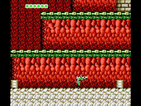 NES Longplay [110] Bionic Commando