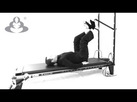 Pilates Tower Beginner - Footwork