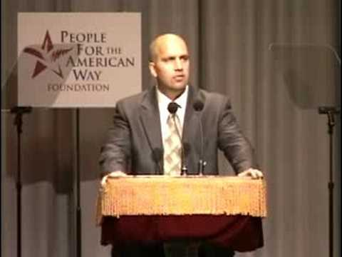 Edgar Rodriguez in 2004 Dramatic Reading of the US Constitution - 23rd and 24th amendments