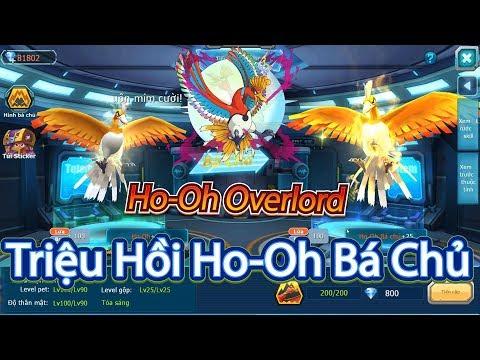 Phượng Hoàng Giáng Thế,Tiến Cấp Ho-Oh Bá Chủ|Ho-Oh Overlord|Hỏa Phụng Rực Cháy - Thời lượng: 27:01.