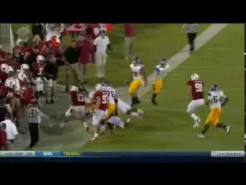 David Quessenberry 2012 Highlights video.