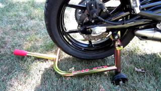 5. 2011 Kawasaki Ninja 650R Mods and accessories