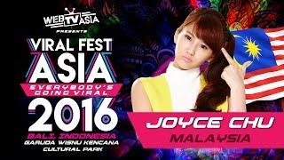 Viral Fest Asia 2016 – Joyce Chu 四葉草 %e4%b8%ad%e5%9c%8b%e9%9f%b3%e6%a8%82%e8%a6%96%e9%a0%bb