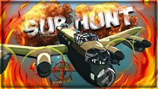 Bomber Crew - U-BOAT Submarine Bombing (Bomber Crew Campaign Gameplay #4)