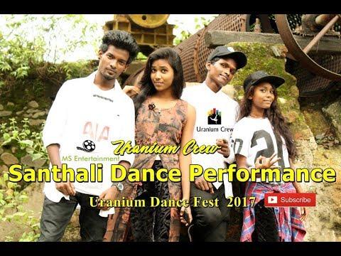 Video Latest Santhali Video 2017| Dance By Uranium Crew | UDF 2017 download in MP3, 3GP, MP4, WEBM, AVI, FLV January 2017