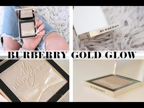 Burberry Gold Glow Luminising Powder No  2