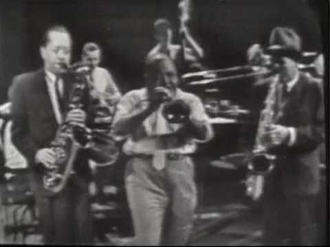 Lester Young, Coleman Hawkins, Charlie Shavers  – Jumpin' with Symphony Sid