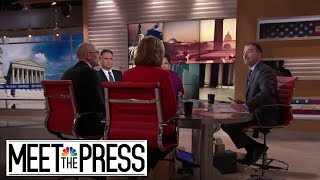 Full Panel: Is Beto 'Flavor Of The Month' Or Is There More Substance?   Meet The Press   NBC News