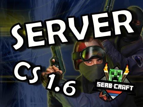 Kako napraviti svoj CS 1.6 server [Bez Hamachi-ja, port forward] loler54