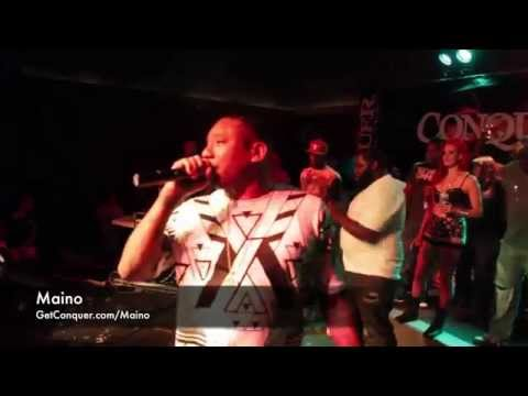 "Maino - ""All The Above"" At The 2014 Conquer Entertainment After Party"