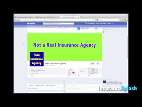 How to Share YouTube Videos on your Insurance Agency Facebook Page