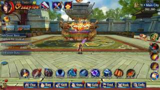 Download Video Tactic Vs warrior S6 (state yi) Loong Craft MP3 3GP MP4