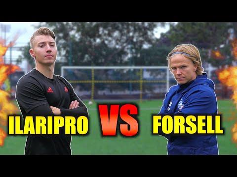 Ilaripro VS Petteri Forsell | Futishaasteita!