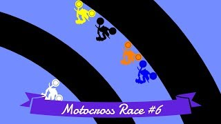 Video Motocross Race #6: 12 colors | Bouncy Marble MP3, 3GP, MP4, WEBM, AVI, FLV November 2018