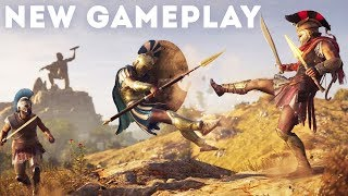 Assassin's Creed Odyssey - Fighting the Toughest Enemies in The Game! New Gameplay!