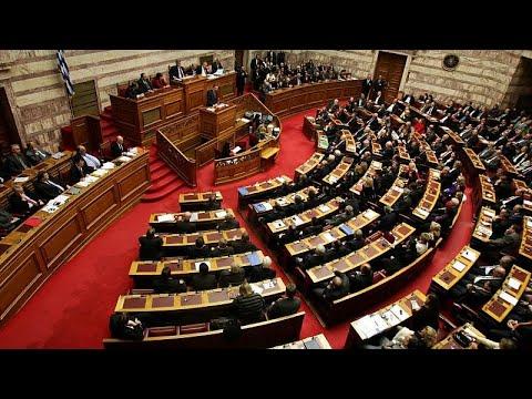 Με 153 «ΝΑΙ» κυρώθηκε η Συμφωνία των Πρεσπών από την Ελληνική Βουλή…