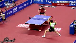 Xinzhou China  city pictures gallery : (New!!) 2014 China Nationals MT-F/game1: XU Xin - ZHOU Yu [HD] [Full Match|Short Form]