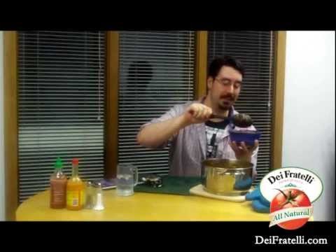 Dei Fratelli Recipe Video