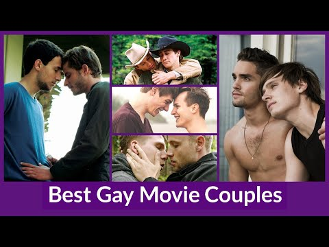 Top 50 Gay Movie Couples